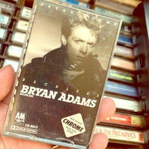 Cassette tape- BRYAN ADAM